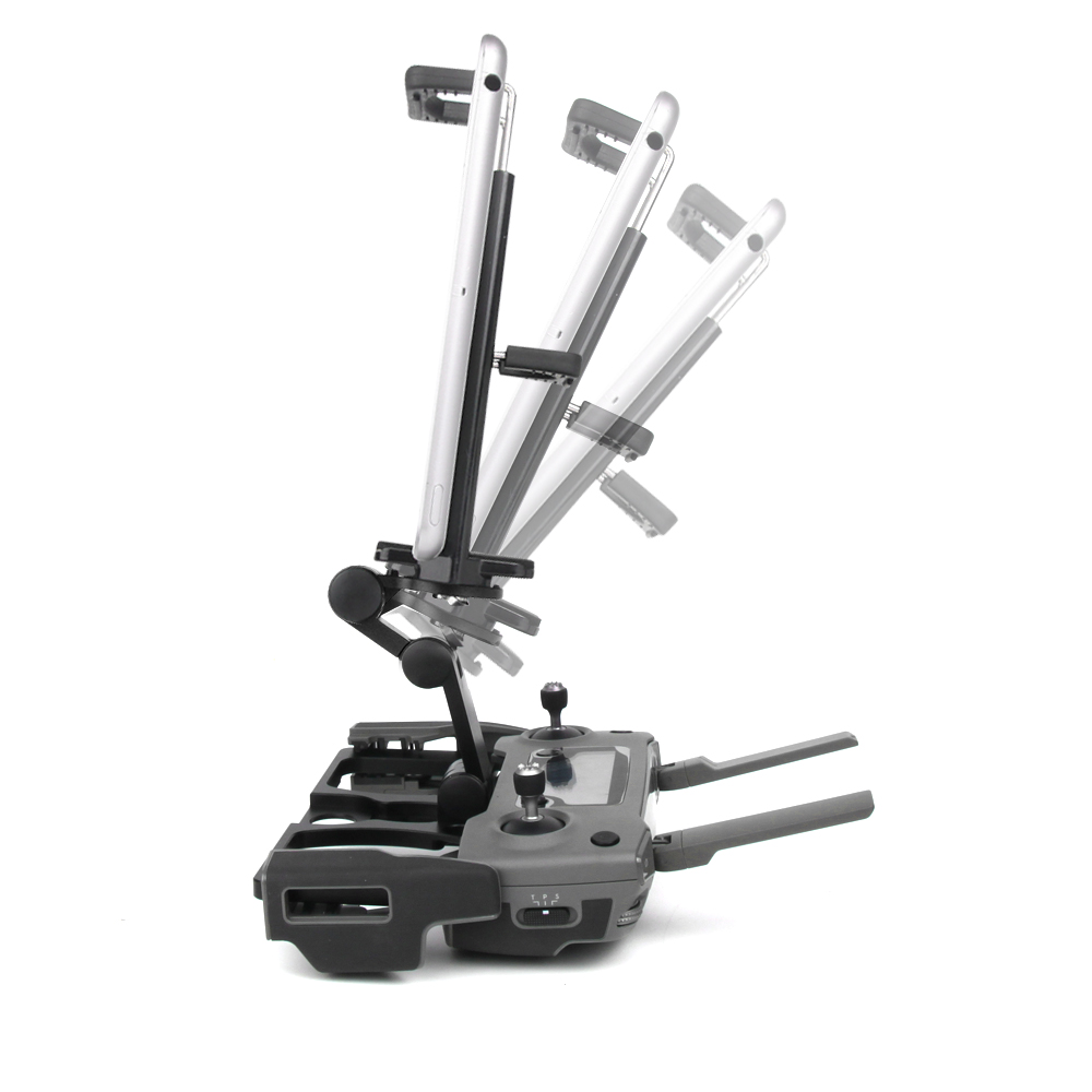 Image 3 - Remote Control Tablet Bracket Monitor Mount Folding Holder for  DJI MAVIC PRO Mini Air Spark Mavic 2 Pro Zoom for IPad MiniDrone  Accessories Kits