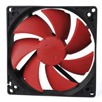 3Pin PC Computer Case CPU Cooler Cooling Fan 80 80 25mm Hydraumatic Quiet Cooling Fan For