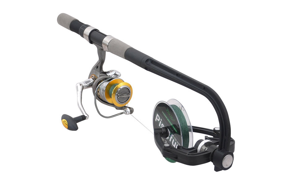 System discount Spinning/Baitcasing Portable 4