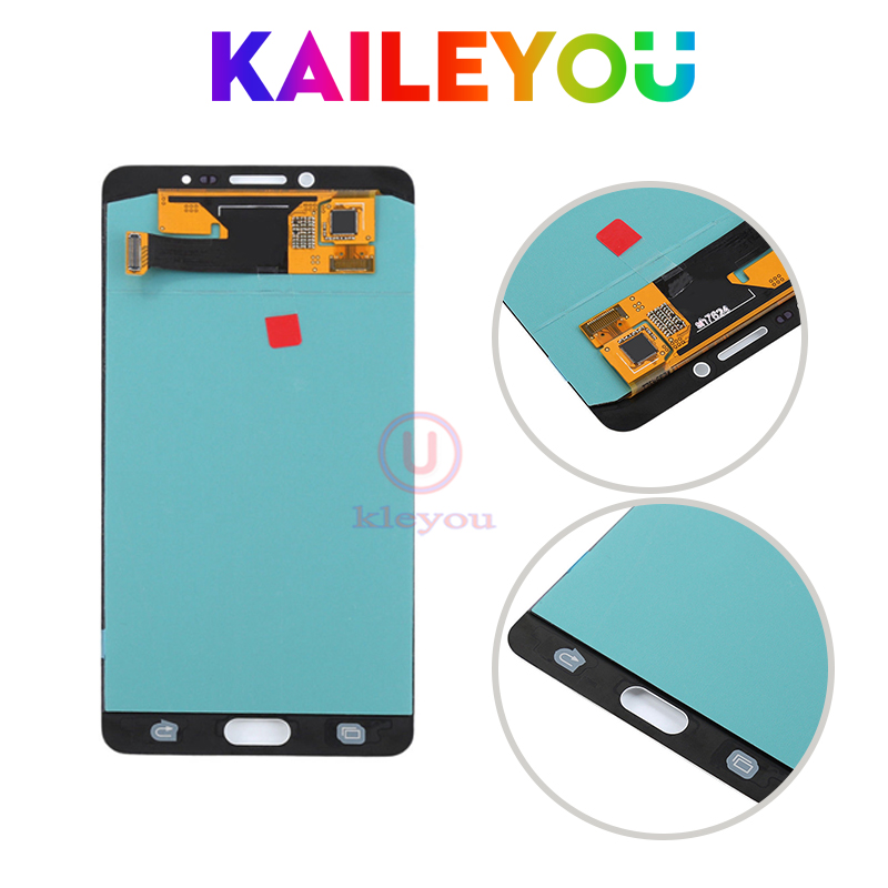 5PCS C9Pro LCD Display For font b Samsung b font font b Galaxy b font C9