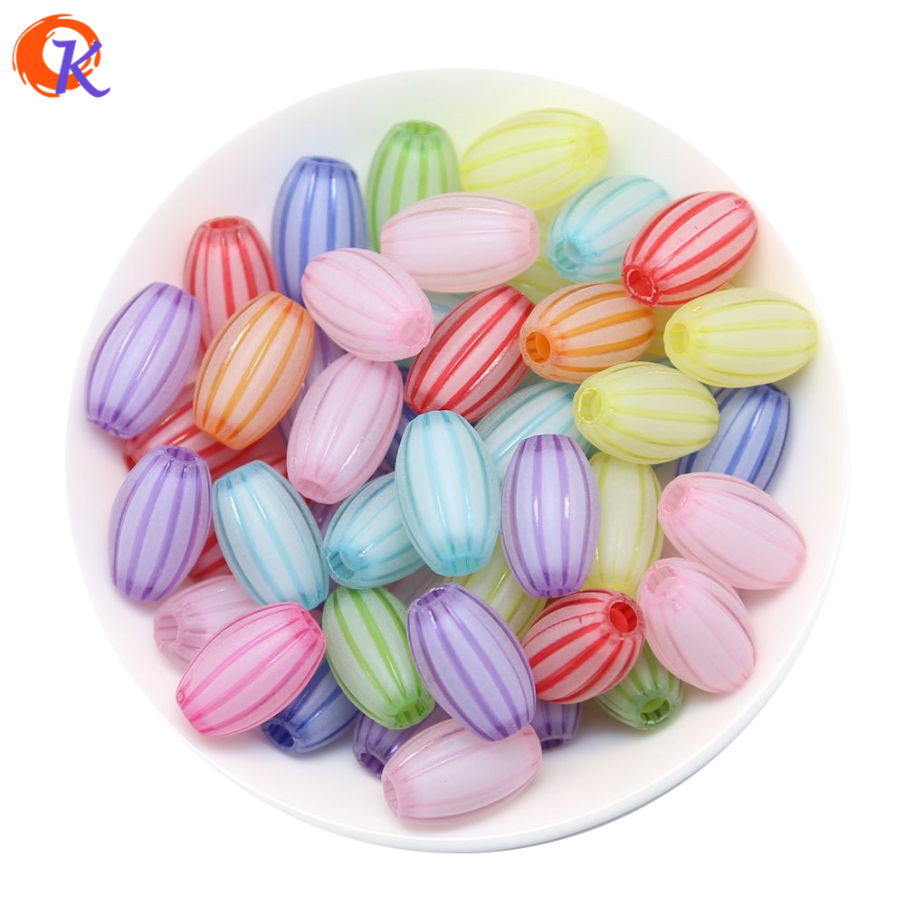Beads Hot Sell Cordial Design 112pcs/lot 19*12mm Matte Lantern Mix Color Bead In Bead Acrylic Colored Beads For Holiday Cdwb-517174 Beads & Jewelry Making