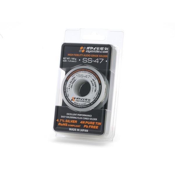 bilder für SS-47 4N hifi fieber 4.7% silber lötdraht 100 gramm
