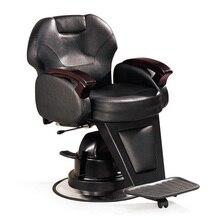 Парикмахерские кресла, стильный стул для резки черного цвета, добро пожаловать на заказ