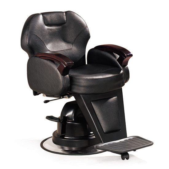 Whole sale salon barber chairs styling cutting chair  black color  in stocks welcome to order