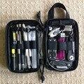 "Quality Travel Pocket Organizer EDC MIni MOLLE Military Waist Packs 5"" Army Military Phone Pouch Bag Cordura Nylon"