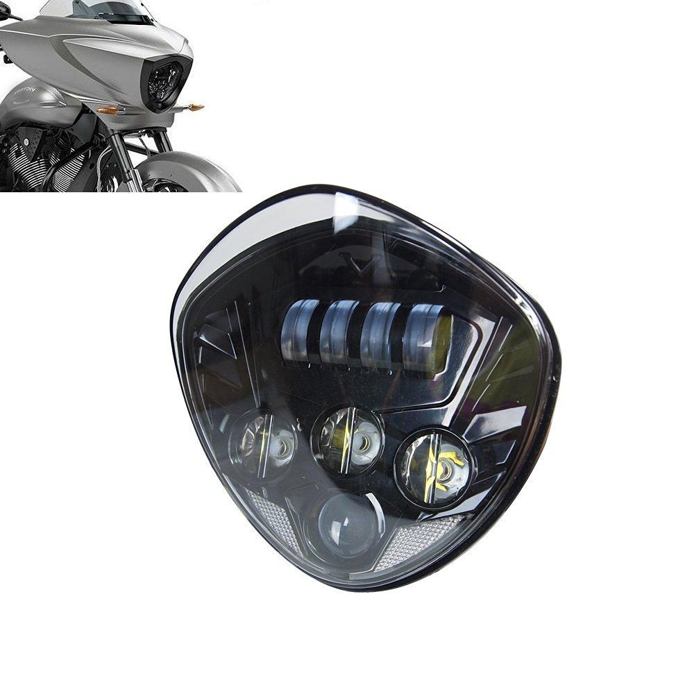 Promption! Headlight Kit Sepeda Motor LED - Cross Country Intensitas - Lampu mobil - Foto 1