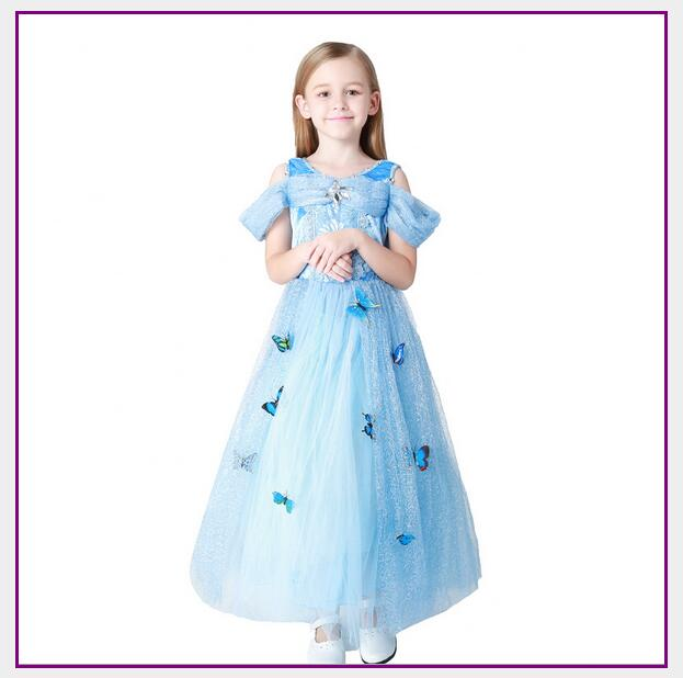 2017 new teen girls dresses role play prom party elsa dress for kids halloween costume clothes princess dresses for girls on aliexpresscom alibaba group