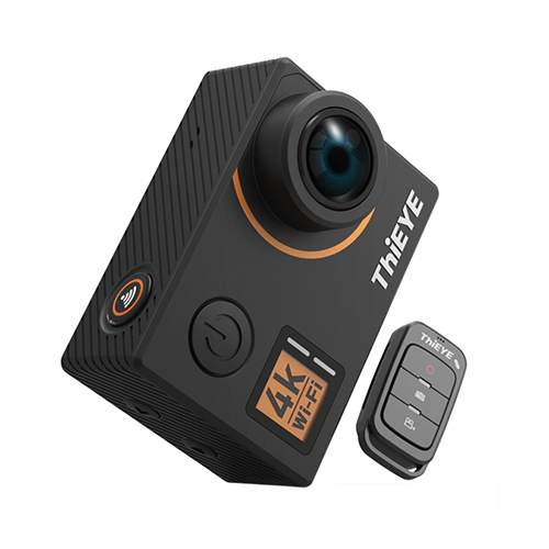 T5 Edge Native 4K WiFi Action Camera Cam 1080P HD