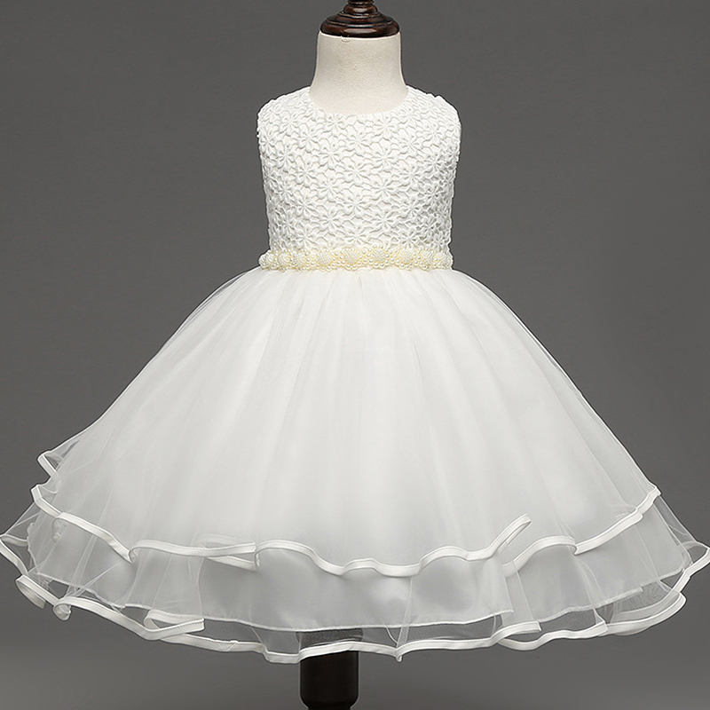 2017 Elegant sequins Party girl Dress For Toddler Girls Dresses Formal Clothes Baby Kids Children Clothing