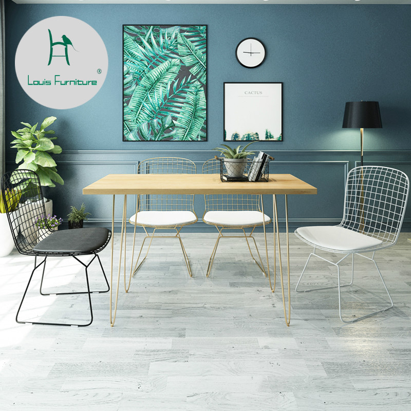 louis fashion dining tables living room conference coffee