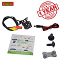 Universal CCD Car Auto Back Up Reverse Backup 4 LEDs Night Vision Rear View Camera Waterproof HD 170 Degree Parking