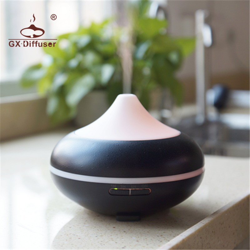 GX.Diffuser Electric Aroma Diffuser Humidifier Ultrasonic Essential Oil Aromatherapy Aroma Diffusers For Yoga & Bedroom hot sale humidifier aromatherapy essential oil 100 240v 100ml water capacity 20 30 square meters ultrasonic 12w 13 13 9 5cm