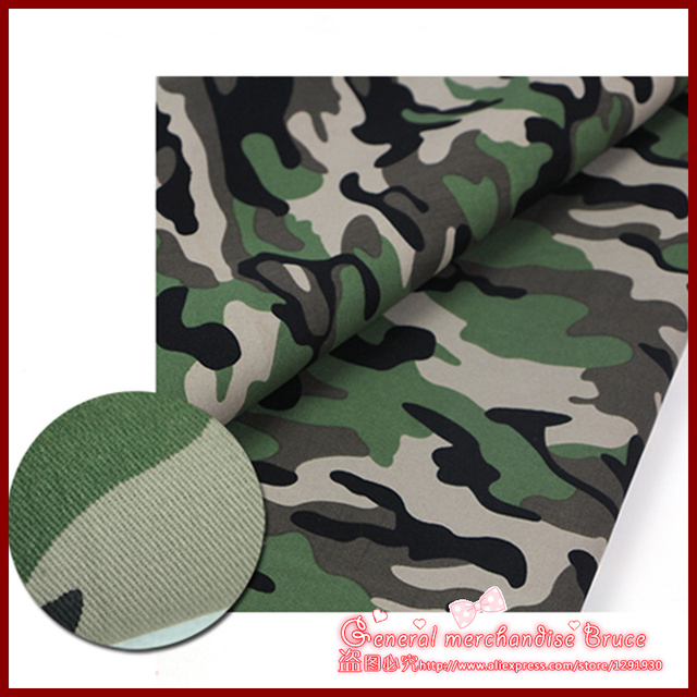 1 teile/los 100*150 cm camouflage tuch polyester baumwolle ...