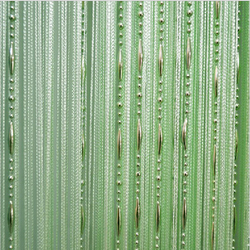 100 * 200 cm / Beads line curtain interior decoration curtain upscale hotel Home Decor supplies free shipping