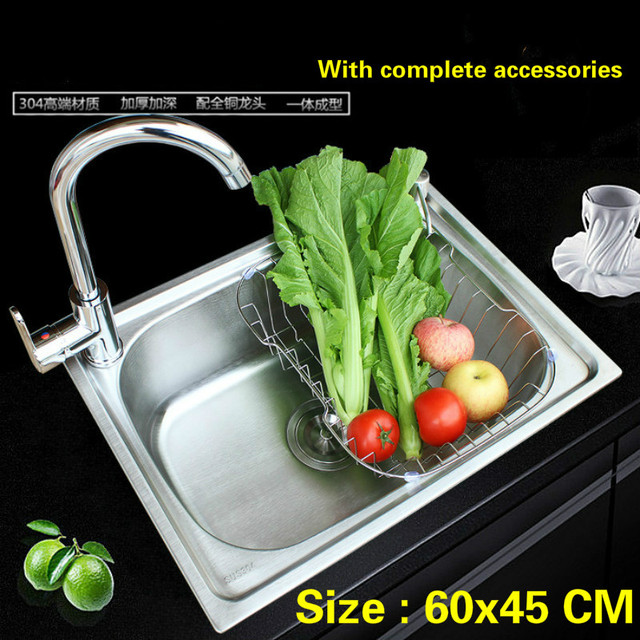 Free shipping Hot sell 304 stainless steel balcony mini kitchen ...