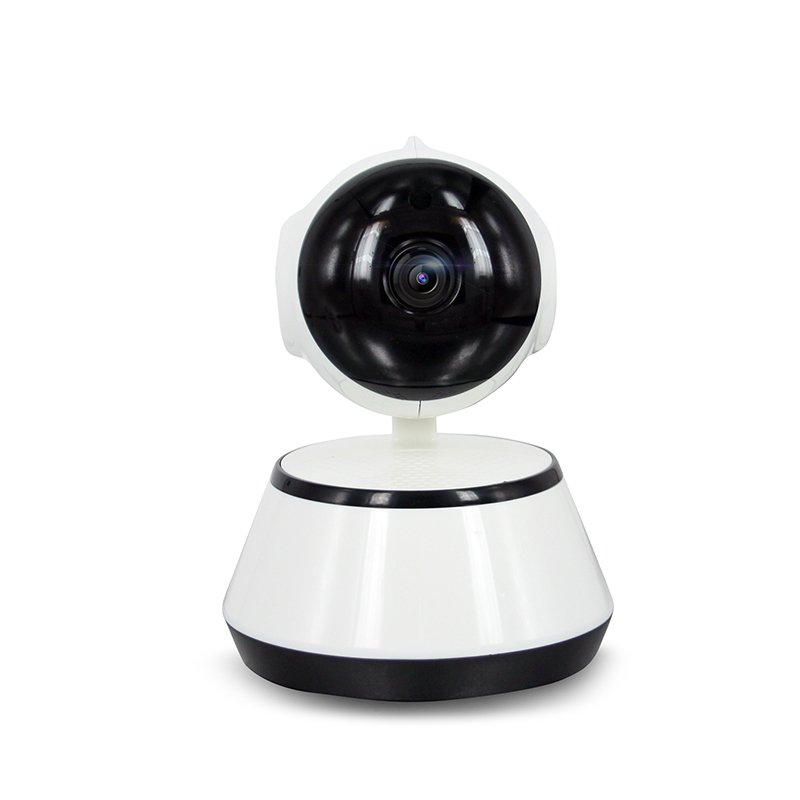 все цены на 720P 1.0MP WiFi IP Camera,3.6mm lens Security Surveillance IR Night Vision,support 64G TF card wifi Baby Monitor,sn:X9100-PH36 онлайн