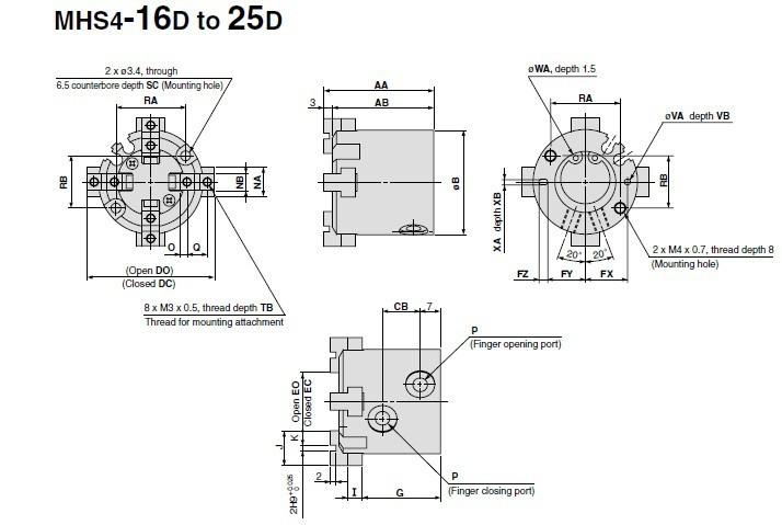 MHS4 10