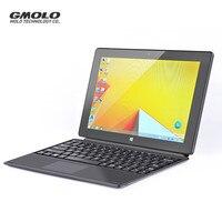 GMOLO 10inch mini touch screen laptop Atom Z8350 quad core netbook 4GB 64GB EMMC dual cameras WIFI mini notebook