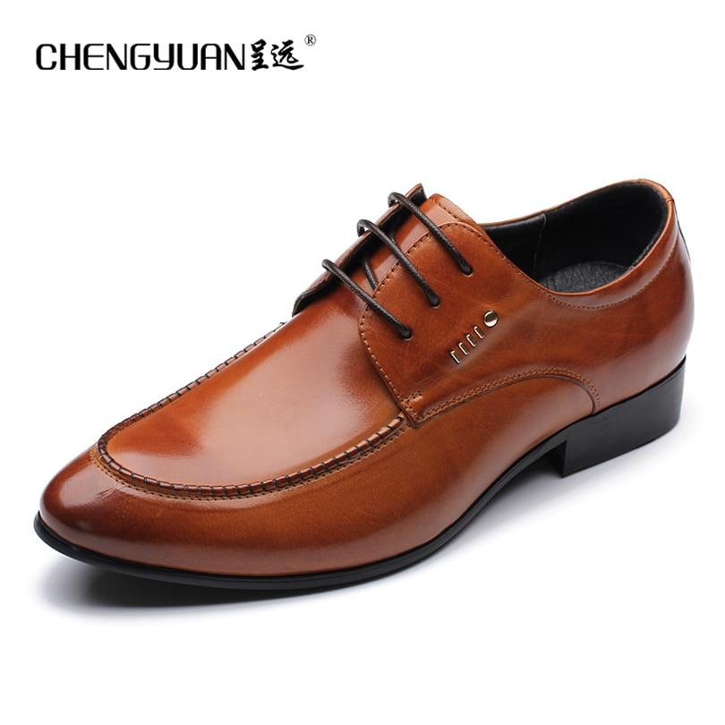 2017 font b Men s b font England Red Leather font b shoes b font lace