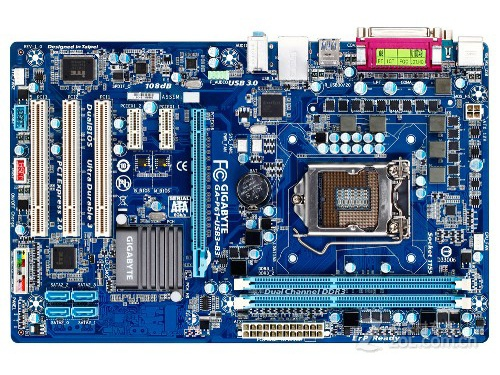 original motherboard for Gigabyte GA-H61M-D2P-B3 DDR3 LGA 1155 H61M-D2P-B3 16GB USB3.0 H61 Desktop Motherboard Free shipping jan steen колье