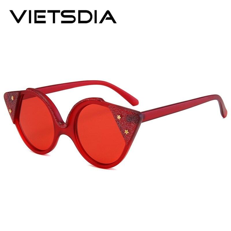 Galeria de cat ear sunglasses por Atacado - Compre Lotes de cat ear  sunglasses a Preços Baixos em Aliexpress.com 5d90290af1