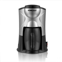 LK154 Home Mini Portable Automatic Drip American Single-cup Coffee Maker Can Be Wall Mounted Coffee Machine with Water Scale