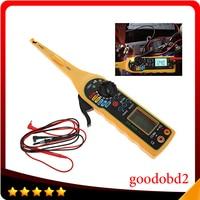 Car Power Electric Auto Circuit Tester Multimeter Lamp Car Repair Automotive Electrical Digital Screen Multimeter 0V