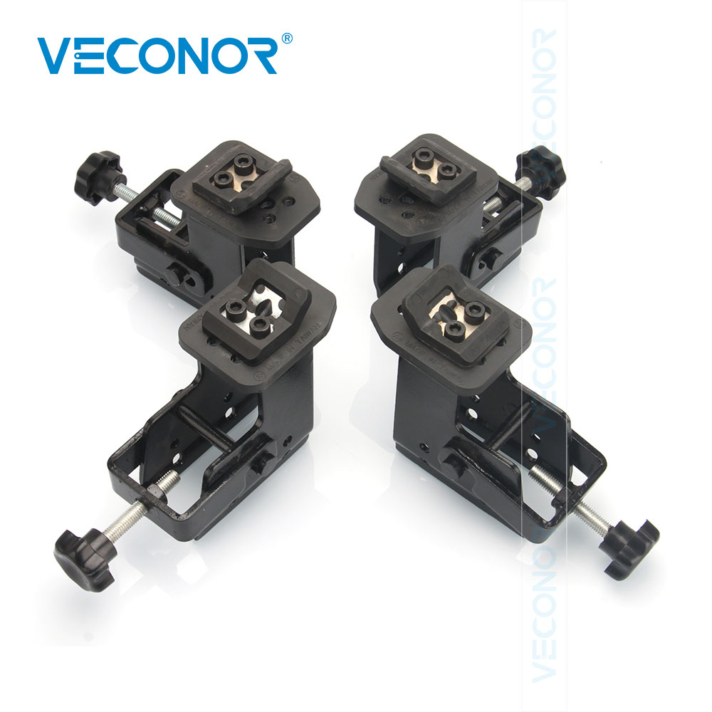VECONOR adaptateur de roue de moto pour changeur de pneus pince de jante pince de serrage accessoires de changeur de pneus pour roue de moto universel