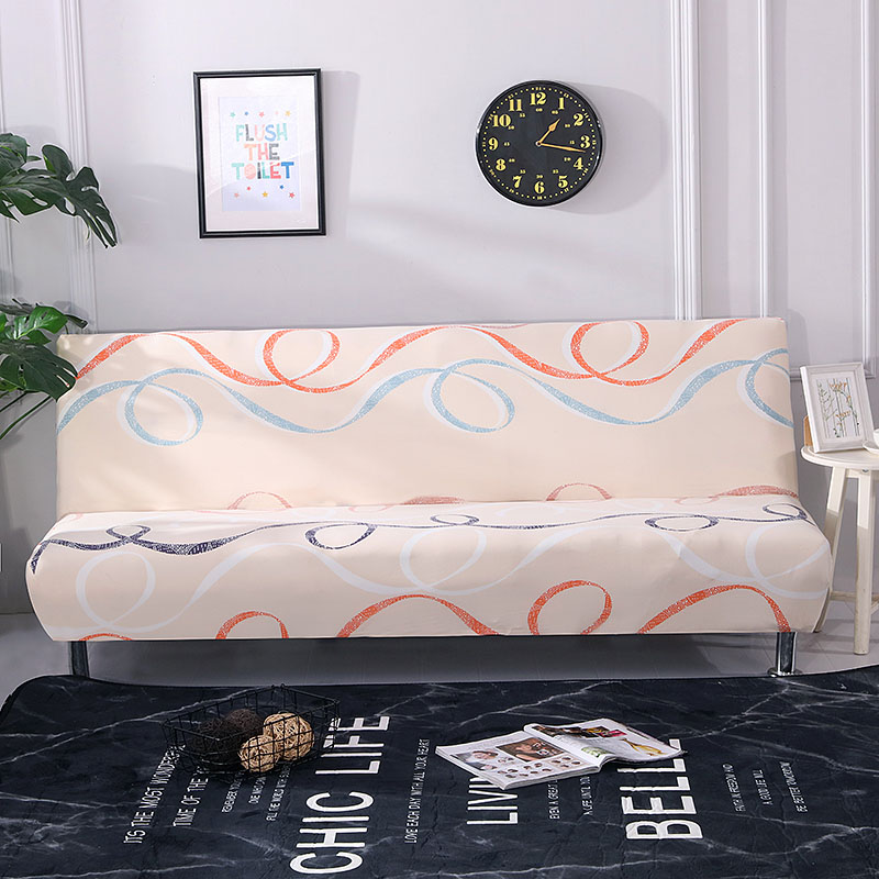 Stupendous Sofa Cover Stretch Furniture Covers Removable Sofa Covers For Living Room White Armless Slipcover Bed Cover Home Decor Slipcover For Dining Chairs Machost Co Dining Chair Design Ideas Machostcouk