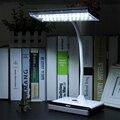 Чтение студенты учатся читать глаз лампа LED затемнения исследование Бай Huangguang аккумуляторная настольная лампа штекер свет книга