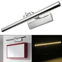 5W 21 LED 5050 SMD Lampara Aplique De Pared Para Bano 3000K Luz Blanco Calido