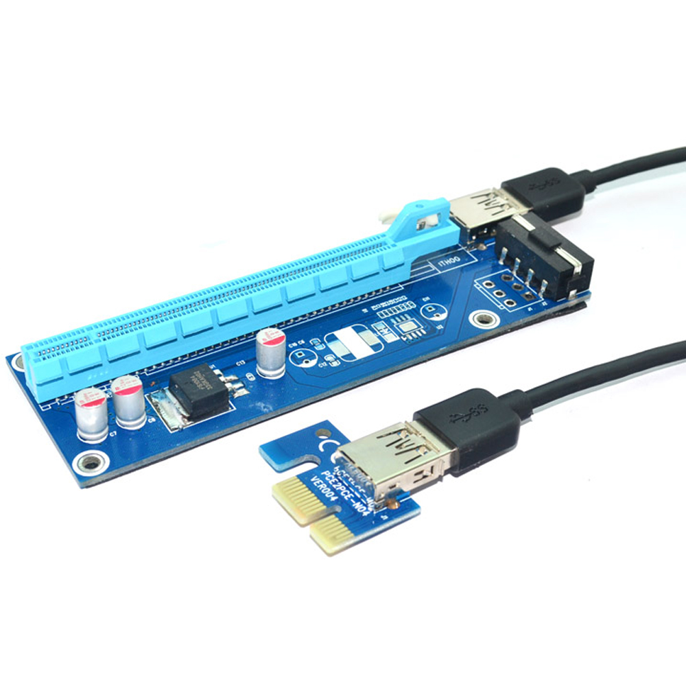 Will a pcie 1x card work in a pcie x16 slot