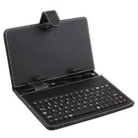 Universal USB Keyboard Case Cover 30 Pin Dock Connector For Samsung Galaxy Tab 2 P5100 P7510