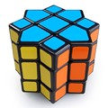 Dayan bermudas Star cubo mágico negro gran cerebro Teaser Toy de DaYan