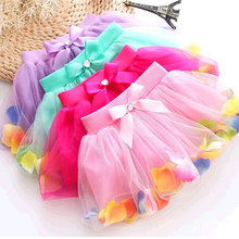 2016 Cheap Sale Kids Baby Skirts For Girls Falda Retail Baby Skirt Girl Pettiskirt Cake Ballet Tutu Clothing Dance Ball Gown