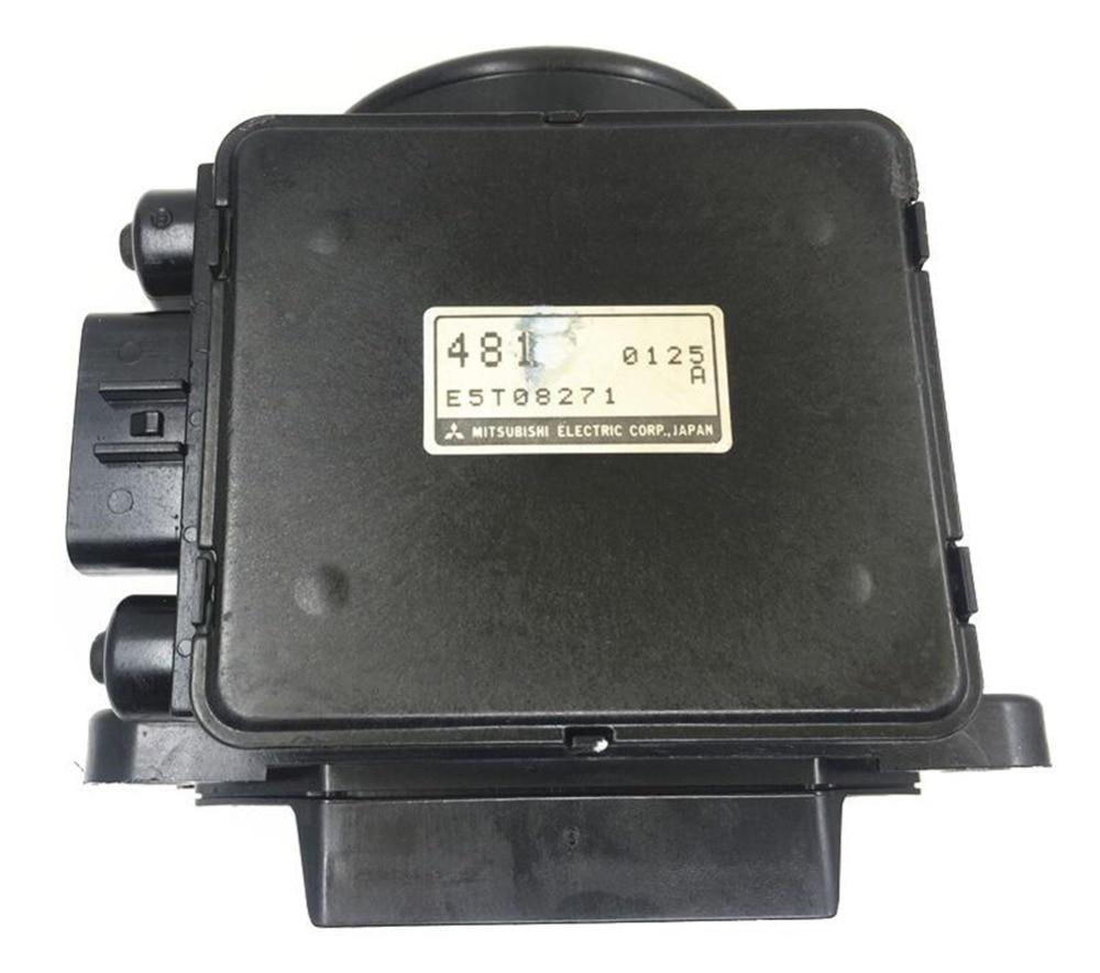 1pc Air Flow Meters Mass Air Flow Sensors E5T08271 MD336481 for Mitsubishi Galant 2.0 GLS 1998 Japan Original Parts1pc Air Flow Meters Mass Air Flow Sensors E5T08271 MD336481 for Mitsubishi Galant 2.0 GLS 1998 Japan Original Parts