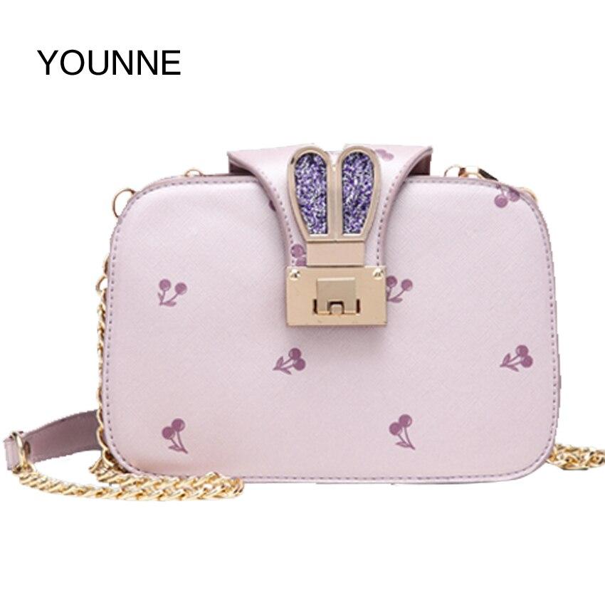 Best buy ) }}YOUNNE New Fashion Girls Shoulder Bag Summer cute