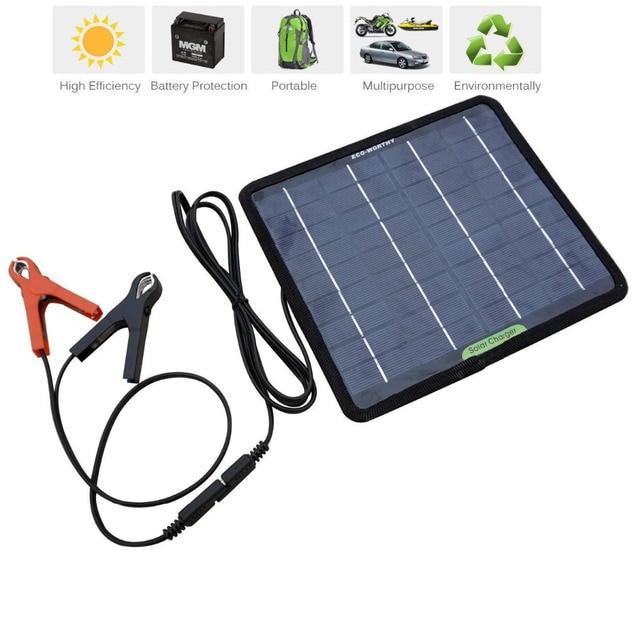 chargeur solaire 5 volt