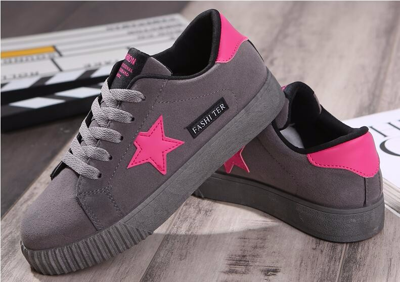 Fashion Women Shoes Women Casual Shoes Comfortable Damping Eva Soles Platform Shoes For All Season Hot Selling 5