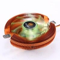 CPU Cooler Cooling Fan Radiator For Intel LGA 775 115X AMD AM2 754 939 940 BDK