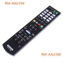 New Remote Control RM AAU104 For SONY STR DH520 STR DN610 STR DH710 STR KS380 STR KS470 Audio Player Receiver