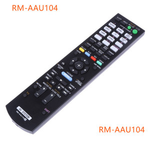 Image 1 - חדש שלט רחוק RM AAU104 עבור SONY STR DH520 STR DN610 STR DH710 STR KS380 STR KS470 אודיו נגן מקלט