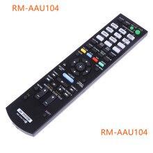 새로운 원격 제어 RM AAU104 소니 STR DH520 STR DN610 STR DH710 STR KS380 STR KS470 오디오 플레이어 수신기