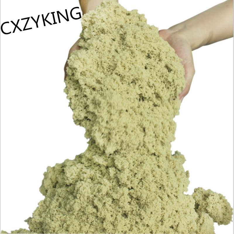 CXZYKING Slime Play Dough DIY Toys Puzzle Handmade Space Sand Malleable Fimo Polymer Clay Playdough Childrens Toys