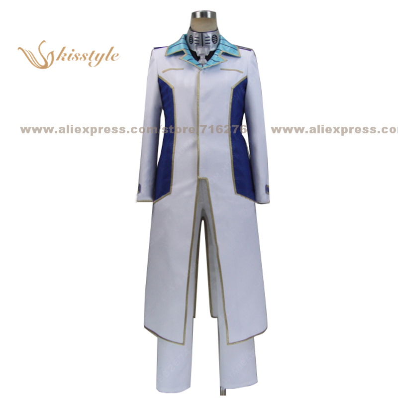 Kisstyle Fashion Terra Formars Akari Hizamaru Doll Style Uniform COS Clothing Cosplay Costume Customized Accepted
