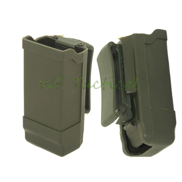 Tactical Quick Draw Magazine Pouch Case Stack Universal Pistol Classy Duty Belt Magazine Holder