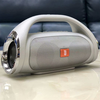 Portable Bluetooth Speaker Wireless Stereo Sound Boombox with Microphone Support TF AUX FM Radio Speakers For Phone PC
