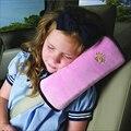 Assento de Carro Auto Safety Belt Harness Capa Almofada de Ombro do bebê Crianças Tampas de Proteção Apoio Almofada Travesseiro Acessórios Do Carro