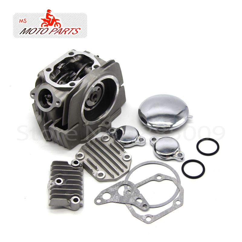YIN XIANG <font><b>125CC</b></font> Complete <font><b>Engine</b></font> Cylinder Head Piston Kit for YX125 <font><b>125CC</b></font> <font><b>Engine</b></font> Pit bike image