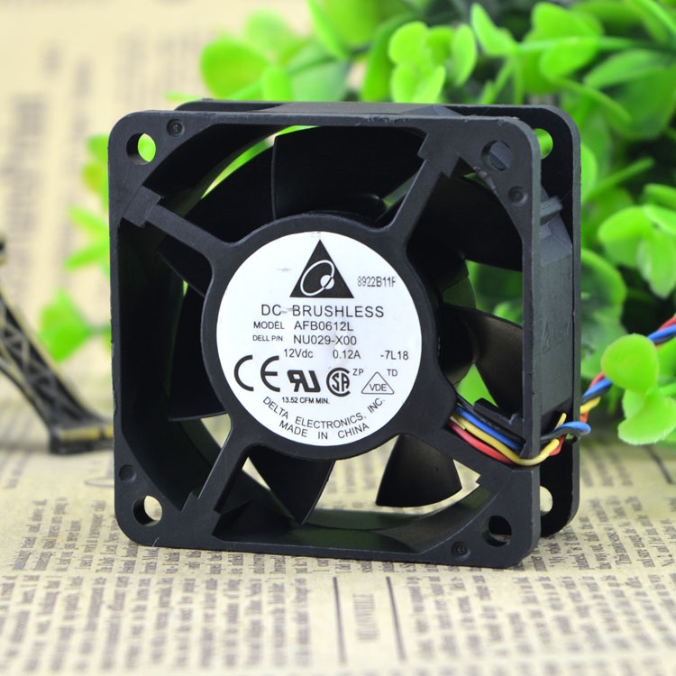 Free Delivery. 6025 AFB0612L 12 v 0.12 A 6 cm and 6 cm 4 line temperature control mute case fans dipal r patel paridhi bhargava and kamal singh rathore ethosomes a phyto drug delivery system